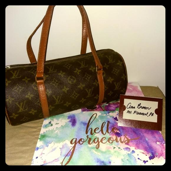 Louis Vuitton Handbags - Louis Vuitton Papillon